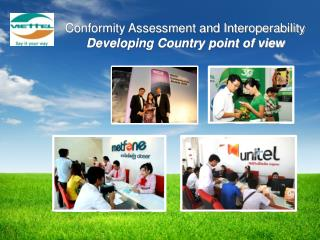 Conformity Assessment and Interoperability Developing Country point of view