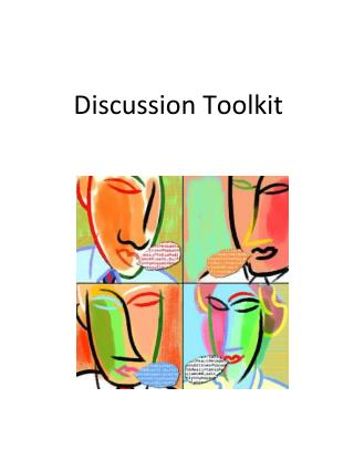 Discussion Toolkit