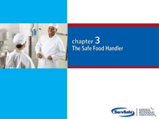 Chapter 4 The Safe Foodhandler