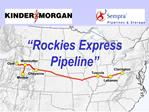Rockies Express Pipeline