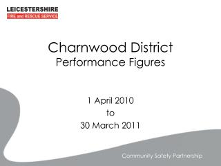 Charnwood District Performance Figures