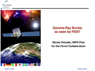Gamma-Ray Bursts as seen by FGST