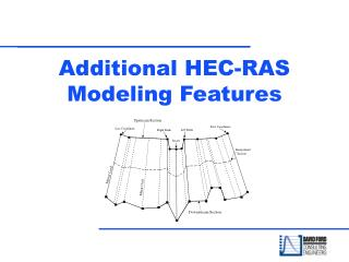 Additional HEC-RAS Modeling Features