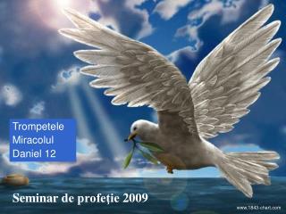 Se minar de profeţie 2009