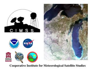 Cooperative Institute for Meteorological Satellite Studies