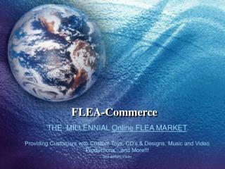 FLEA-Commerce