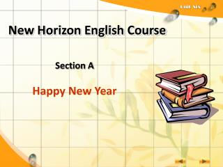New Horizon English Course