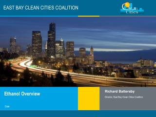 EAST BAY CLEAN CITIES COALITION