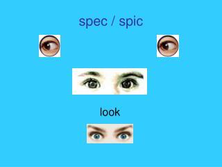 spec / spic