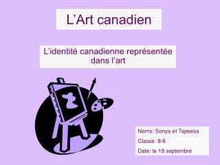 L'Art canadien