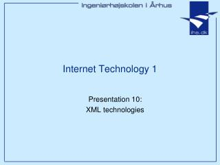 Internet Technology 1