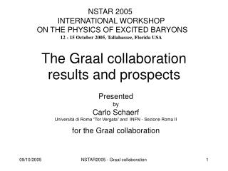 The Graal collaboration