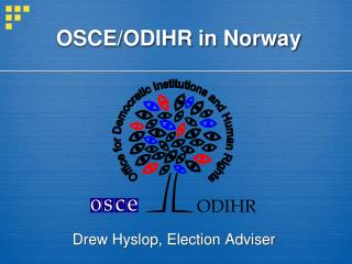 OSCE/ODIHR in Norway