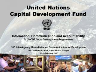 United Nations Capital Development Fund