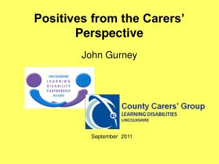 Positives from the Carers' Perspective