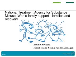 National Treatment Agency for Substance Misuse: Whole family support - families and recovery