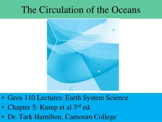 The Circulation of the Oceans