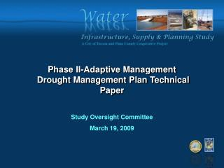 Phase II-Adaptive Management  Drought Management Plan Technical Paper