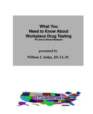 presented by William J. Judge, JD, LL.M .