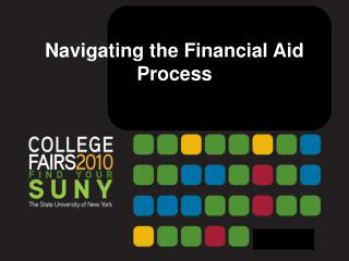 Navigating the Financial Aid Process