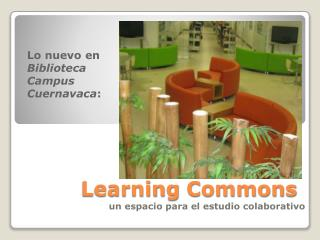 Learning Commons