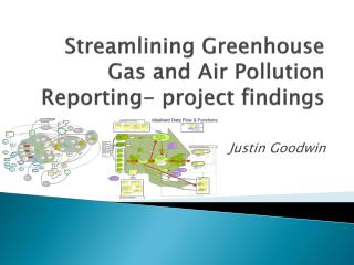Streamlining Greenhouse Gas and Air Pollution Reporting- project findings