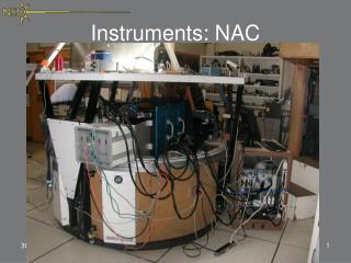 Instruments: NAC