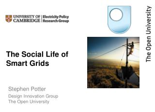 The Social Life of Smart Grids