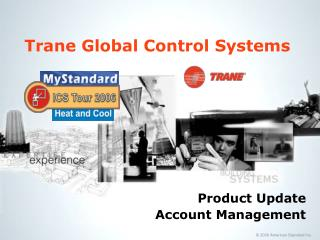 Trane Global Control Systems
