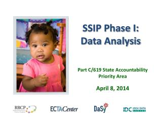 SSIP Phase I: Data Analysis