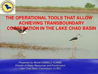 THE OPERATIONAL TOOLS THAT ALLOW ACHIEVING TRANSBOUNDARY COOPERATION IN THE LAKE CHAD BASIN