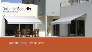 Dolomite Security