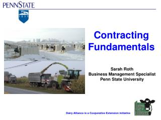 Contracting Fundamentals