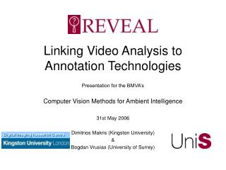 Linking Video Analysis to Annotation Technologies