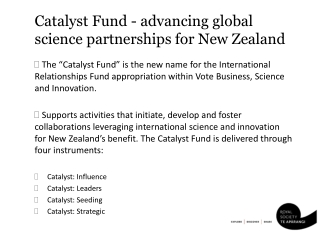 Food Security:  Current research initiatives, globally and  in New Zealand