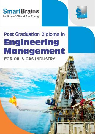 PG Diploma in Oil & Gas Engineering Management in NCR