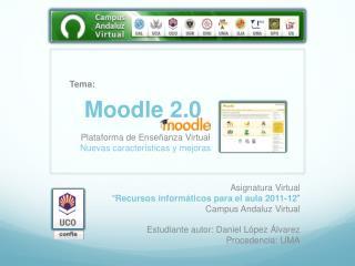 Moodle 2.0