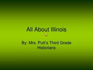 All About Illinois