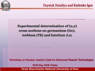 Experimental determination of (n,x)  cross sections on germanium (Ge),