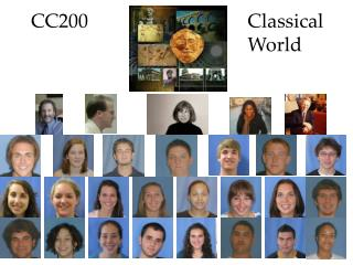 CC200					   Classical 						   World
