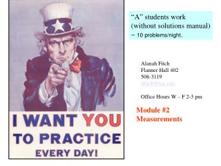 """A"" students work (without solutions manual) ~  10 problems/night ."