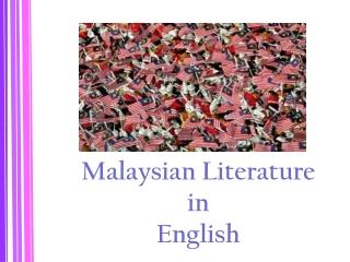 Early History of Malaya