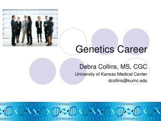 Genetics Career