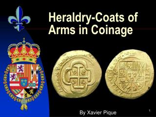 Heraldry-Coats of Arms in Coinage