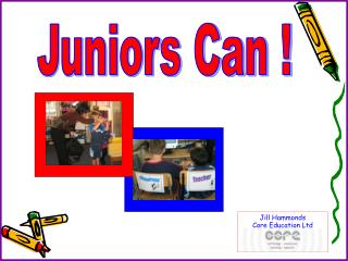 Juniors Can !