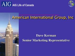 American International Group, Inc