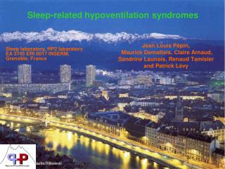 Sleep-related hypoventilation syndromes