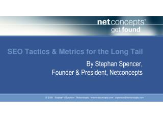 SEO Tactics & Metrics for the Long Tail