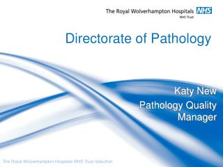 Directorate of Pathology