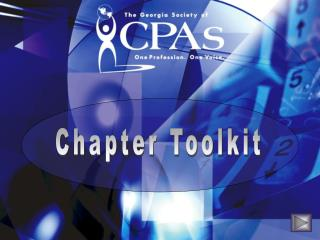 Chapter Toolkit